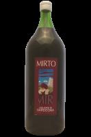 Liquore Mirto Rosso 30° Silvio Carta 2 Litri
