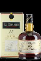 Rum 15 Anni Special Reserve El Dorado Guyana 70cl (Astucciato)