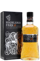Highland Park Aged 12 Years Single Malt Scotch Whisky (Astucciato)
