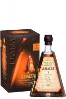 Rum Vieux Agricole Pyramide 7 Anni J.Bally 70cl (Astucciato)