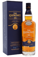 The Glenlivet Single Malt Scotch Whisky 18 Anni 70cl (Astucciato)