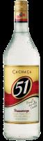 Cachaça 51 Pirassununga 1 Litro