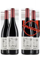 6 Bottiglie Trentino DOC Merlot 2019 Boem + 6 OMAGGIO