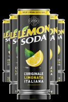 Lemonsoda Cassa da 24 Lattine x 33cl