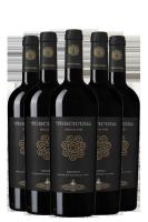 6 Bottiglie Primitivo Torcicoda 2018 Tormaresca