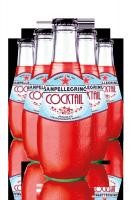 Cocktail Rosso Sanpellegrino Cassa Da 24 Bottiglie x 20cl