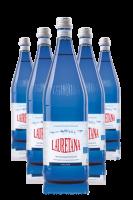 Acqua Lauretana Naturale 100cl Cassa Da 6 Bottiglie In Vetro