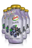 Amita Mirtillo 20cl Confezione Da 24 Bottiglie