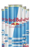 Red Bull Sugarfree Cassa da 24 Lattine x 25cl