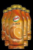 Amita 100% Arancia 20cl Confezione Da 24 Bottiglie