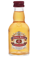 Mignon Chivas Regal Blended Scotch Whisky 12 Anni 5cl