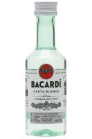 Mignon Rum Bacardi Superior 5cl