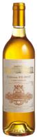 Half Bottle Sauternes 2001 Château Filhot 375ml
