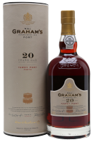 Porto Graham's 20 Years Old Tawny 70cl (Astucciato)
