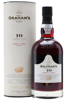 Porto Graham's 10 Years Old Tawny 75cl (Astucciato)