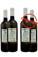 6 Bottiglie Falanghina Fonte Caja 2019 Telaro + 6 OMAGGIO