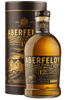 Aberfeldy 12 Anni Highlands Single Malt Scotch Whisky 70cl (Astucciato)