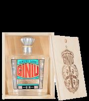 Gin Giniu Ginepro Sardo 70cl (Cassetta in Legno)