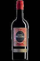 Mirto Pilloni Silvio Carta 70cl (Cassetta in Legno) + Bicchiere e sottobicchiere