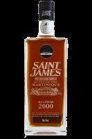 Rum Saint James Millésime 2001 1Litro