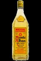 Mezcal Con Gusano Monte Alban 70cl