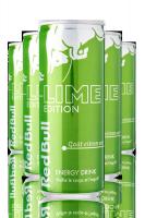 Red Bull Lime Edition Cassa da 12 Lattine x 25cl