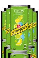 Schweppes Lemon Cassa da 24 Lattine x 33cl