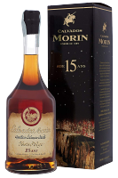 Calvados Morin 15 anni Hors d'Age 70cl (Astucciato)