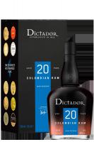Rum Dictador 20 Anni 70cl