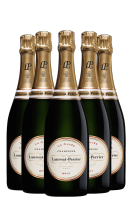 6 Bottiglie Laurent-Perrier Brut 75cl