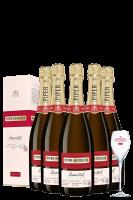 6 Bottiglie Piper-Heidsieck Cuvée Brut Essentiel 75cl (Astucciato)