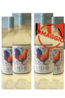 6 Bottiglie Vermentino Di Gallura DOCG Ghisu 2018 + 6 OMAGGIO