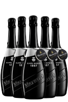 6 Bottiglie Cuvée Sergio 1887 Luxury Collection Mionetto