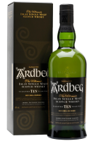 Ardbeg Ten Islay Single Malt Scotch Whisky 70cl (Astucciato)