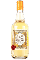 Gin Old Grifu Silvio Carta 70cl