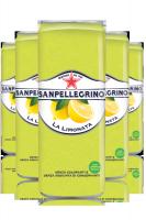 Limonata Sanpellegrino Cassa Da 24 Lattine x 33cl