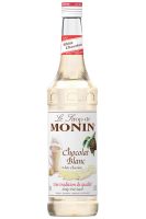 Sciroppo Monin Cioccolato Bianco 70cl