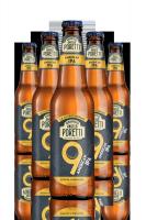 Poretti 9 Luppoli Ipa Cassa da 24 bottiglie x 33cl