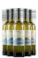 6 Bottiglie Trebbiano D'Abruzzo DOP Trabocco 2016 Rupicapra