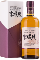 Nikka Whisky Miyagikyo Single Malt 70cl (Astucciato)