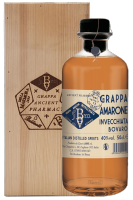 Grappa Amarone Invecchiata 5 Anni Passo Del Bovaro Ancient Pharmacy 50cl