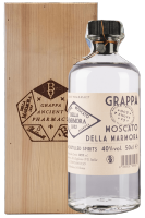 Grappa Moscato Della Marmora Ancient Pharmacy 50cl