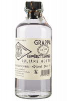 Grappa Gewürztraminer Juliane Hütte Ancient Pharmacy 50cl (Astucciata)