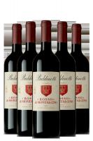 6 Bottiglie Rosso Di Montalcino DOC 2016 Baldinotti