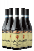6 Bottiglie Langhe DOC Nebbiolo 2017 Della Marmora