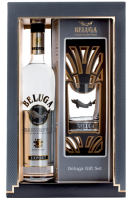 Vodka Beluga Gift Set