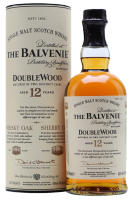 Balvenie 12 Years Doublewood Single Malt Scotch Whisky 70cl (Astucciato)