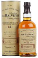 The Balvenie 14 Years Old Caribbean Cask Malt Scotch Whisky 70cl (Astucciato)