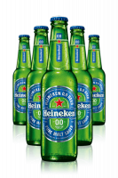 Heineken 0.0 Cassa Da 24 bottiglie x 33cl