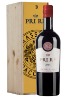Primitivo Pri Ré 2017 Masseria Spaccafico (Magnum Cassetta in Legno)